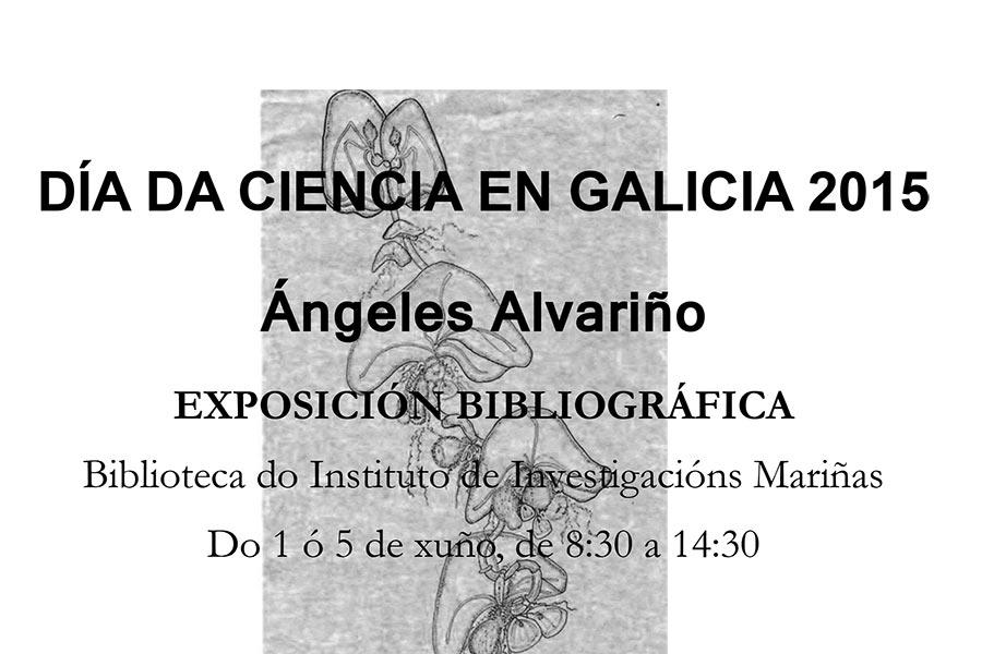 El CSIC celebra en Galicia el «Día de la Ciencia 2015»