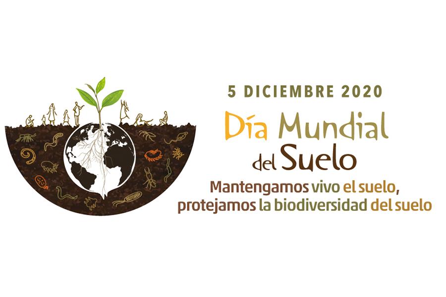 El IIAG se une a la celebración mañana del Día Mundial del Suelo
