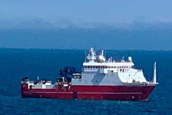 El 'Sarmiento de Gamboa' parte hacia la Antártida para iniciar su participación en la XXXIV Campaña Antártica Española