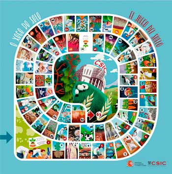 El CSIC participa con el «Xogo do Solo» en la 18ª edición de Voz Natura