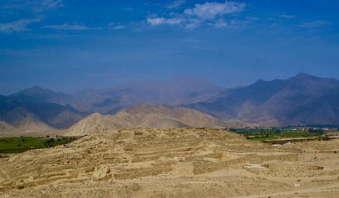 Incipit e IAC establecen la relación entre la localización de los monumentos de la Cultura del Supe (Perú), sus orientaciones y ciertos elementos astronómicos y topográficos