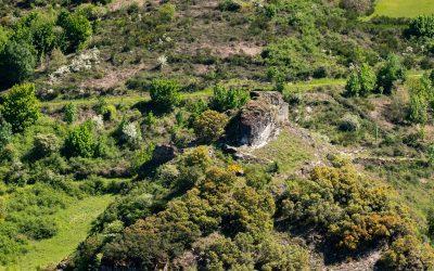 El CSIC excava el castro Monte Cido, en O Courel